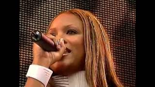 Honeyz - Finally Found (HQ-Party in The Park 1998)
