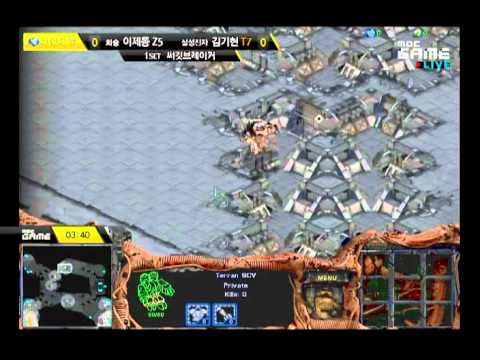 SWL 2011  Jaedong vs Reality 2011-03-05  @ Circuit Breaker