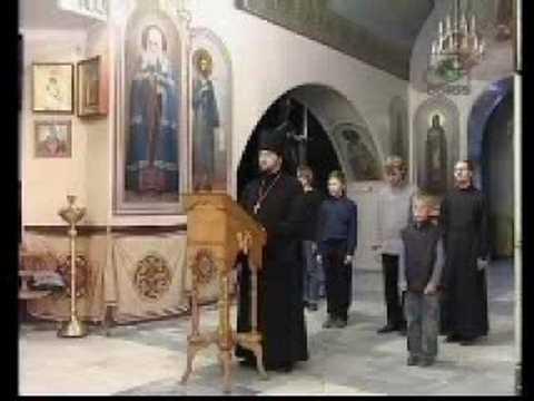 Православная вечерняя молитва