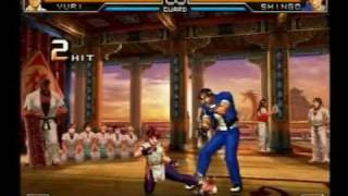 getlinkyoutube.com-The King of Fighters 2002 Unlimited Match Combo DVD: Triple Da God's Extended Director's Cut Edition