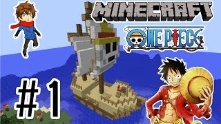 getlinkyoutube.com-Minecraft one piece[Thai] # 1 เรือเป็นฝูง