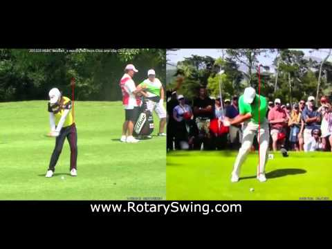 Na Yeon Choi Swing Analysis (2012 US Womens Open Champion)