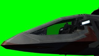 getlinkyoutube.com-spaceship cockpit - green screen