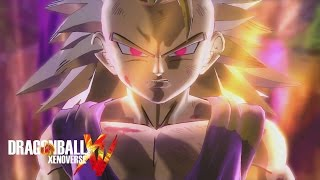 getlinkyoutube.com-Dragon Ball Xenoverse Ultimate Gameplay Walkthrough SSJ3 Gohan [Episode 32]