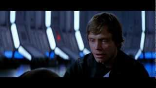 getlinkyoutube.com-Star Wars VI: Return of the Jedi - Darth Vader's Death (Imperial March) (sub ITA)