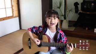 getlinkyoutube.com-キセキ Kiseki - GReeeen Guitar Acoustic cover by Gail Sophicha 9 years old. น้องเกล