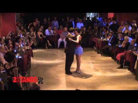 Tango Argentino: Miguel Angel Zotto y Daiana Guspero en Porteño y Bailarin Feb 2011