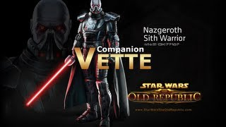 SWTOR: Sith Warrior - Vette Romance Conversations