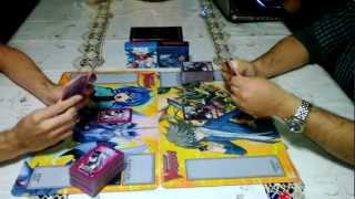 getlinkyoutube.com-Cardfight! Vanguard: Tsukuyomi (Oracle Think Tank) Vs. Silver Thorn Dragon Tamer (Pale Moon)