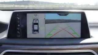 getlinkyoutube.com-Neue Generation Surround View im 7er-BMW (G11/G12)