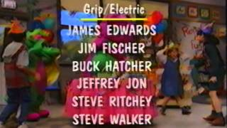 getlinkyoutube.com-Barney Songs Credits (1995)