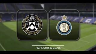 getlinkyoutube.com-HIGHLIGHTS ► Udinese 0-4 Inter - 12 Dec 2015 | English Commentary