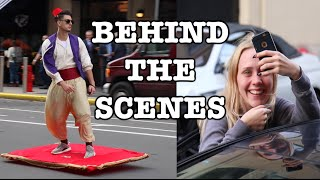getlinkyoutube.com-ALADDIN IN REAL LIFE; Behind The Scenes