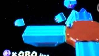 getlinkyoutube.com-Super Luigi Galaxy - Space Junk Galaxy: Purple Coin Spacewalk