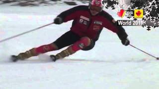getlinkyoutube.com-Genevieve Simard Ski Racing Tribute