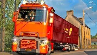 getlinkyoutube.com-Renault Range T ETS2 (Euro Truck Simulator 2)