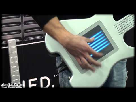MISA DIGITAL KITARA @ WINTER NAMM 2011: USB/MIDI GUITAR & SYNTH