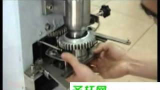 getlinkyoutube.com-ShenTop,The procedure of making fish ball  聖托 魚丸製作過程.avi