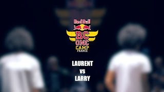 getlinkyoutube.com-Laurent vs Larry (Les Twins) – Red Bull BC One Camp France 2016 – New Style
