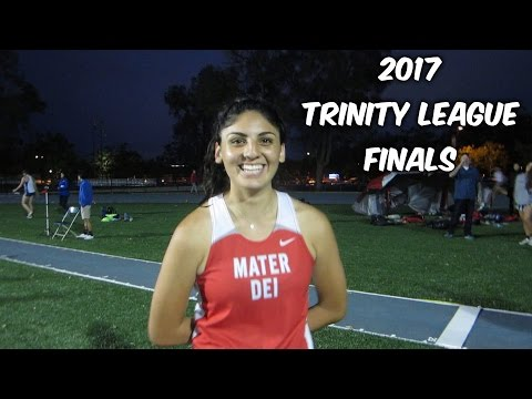 2017 Trinity League Finals