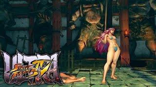 "getlinkyoutube.com-""Bikini"" Poison Vs ""Bikini"" Cammy - Hot Ultra Street Fighter IV Mod Battle"