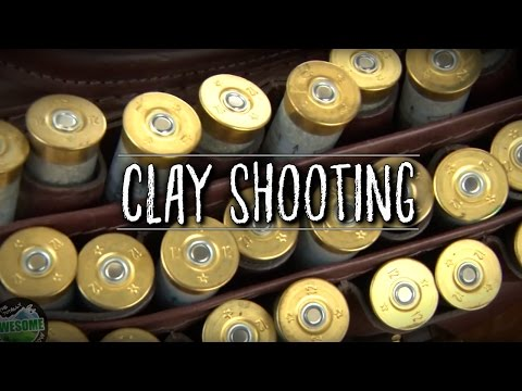 Clay Shooting at Bisley - Behind the Scenes of the Traps!