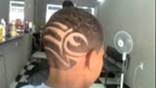 getlinkyoutube.com-tribais em cabelo - PARTE 1
