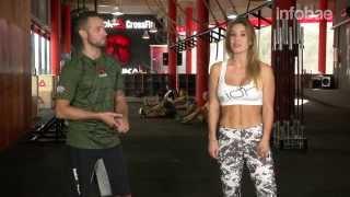 getlinkyoutube.com-En forma con Jesica Cirio: trabajá todos los músculos del cuerpo con un solo ejercicio