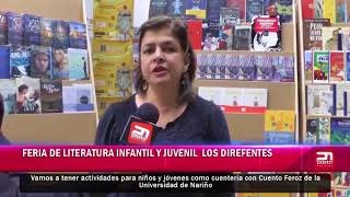 Feria de la literatura infantil y juvenil los diferentes