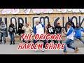 The Real Harlem Shake Dance