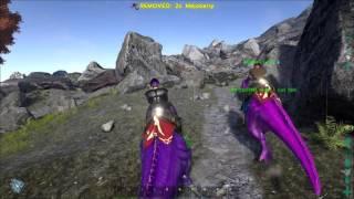 getlinkyoutube.com-ARK: Survival Evolved S2E37 Battle Parasaur