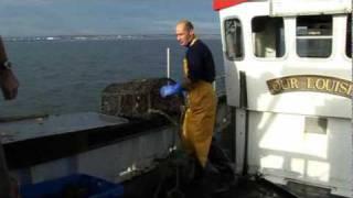 getlinkyoutube.com-Lobster Fishing of the East Coast of England