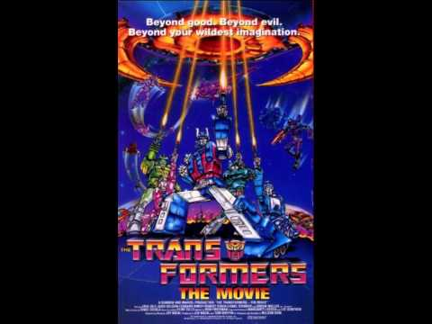 Transformers: The Movie 1986 | OST | 10 - Dare to be Stupid