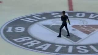 getlinkyoutube.com-Julia LIPNITSKAIA Ondrej Nepela Memorial Ladies Free Skating