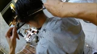 getlinkyoutube.com-【warphair森泉】刈り上げ女子カーリーヘア・ノーカット版