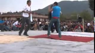 getlinkyoutube.com-Peleas reales extremas en Chivarreto Sn Fco. el Alto Guatemala 2012
