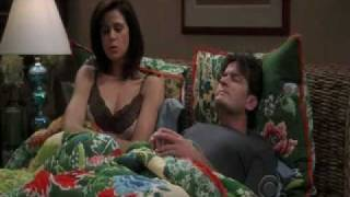 getlinkyoutube.com-Two and a Half Men - Really, you think so?