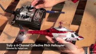 Helipal.com - Walkera V120DQ02 Micro Helicopter Test Flight 01