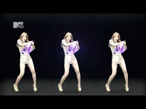 4Minute - Love Tension [OFFICIAL VIDEO HQ]