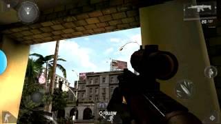 getlinkyoutube.com-Modern combat 3 ps3 control key map! En espanol