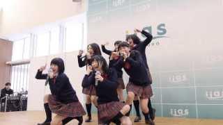 ミルクス「団地でDAN!DAN!」イーアス札幌 北海道のアイドル (14 01 25)