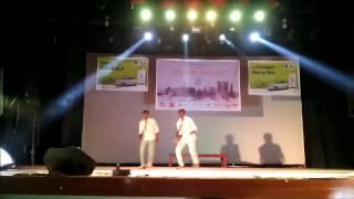 getlinkyoutube.com-Jhipir jhipir,santali dance performance @ju freshers2015