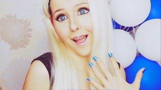getlinkyoutube.com-Jenna Marbles makeup tutorial by Anastasiya Shpagina