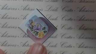 getlinkyoutube.com-tutorial rosinhas  para adesivos de unha
