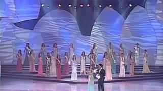 getlinkyoutube.com-Así fue la participación de Mónica Spear en el Miss Venezuela 2004