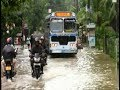 Heavy rainfall triggers mudslides and floods across country