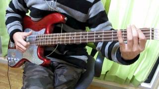 "getlinkyoutube.com-BOØWY ""BAD FEELING"" ベース音(Isolated Slap Bass)"