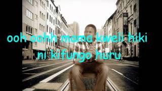 C-Sir Madini-Kifungo Huru(Lyrics Video)