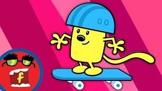getlinkyoutube.com-That's What Friends Are For | Fredbot Children's Cartoon (Wow! Wow! Wubbzy!)