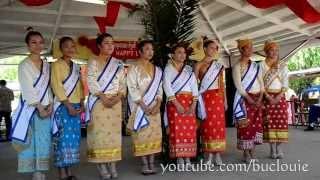 getlinkyoutube.com-Miss Lao New Year 2013 Modesto Ceres California